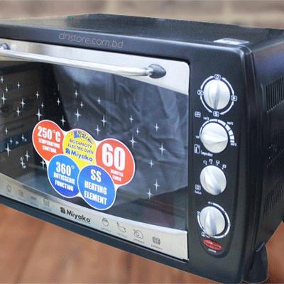 Miyako Electric oven MT-1540RC