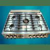 5 Burner Gas Oven